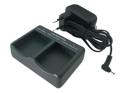 Afbeeldingen van 2 Battery Muli-port Charging Base w/ adapter